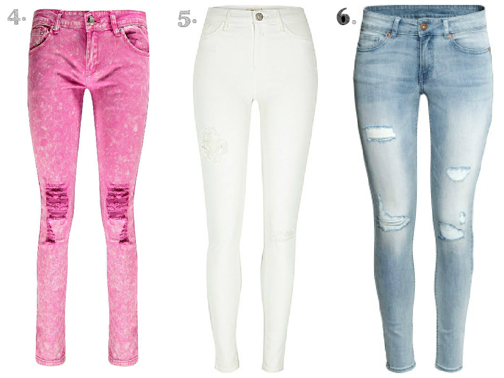 Best Ripped Skinny Jeans - Jeans Am